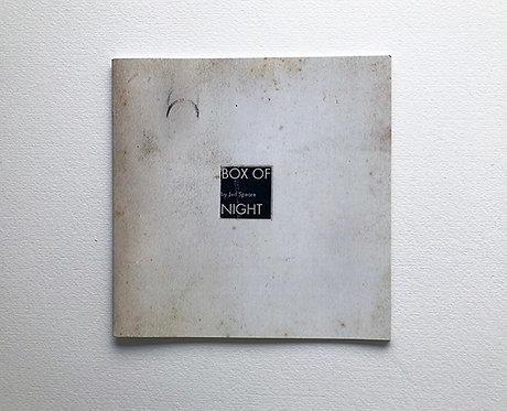 Jed Speare — Box of Night