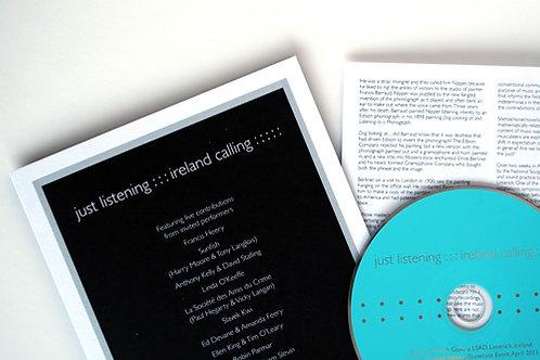 Various Artists — just listening ::: ireland calling ::::::