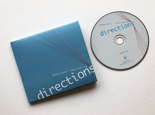 Anthony Kelly & David Stalling — directions
