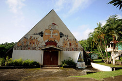 church at salybia