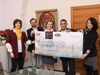 Celebrated Dominican, Darrel Toulon, organises fund raising event for Dominica in Austria