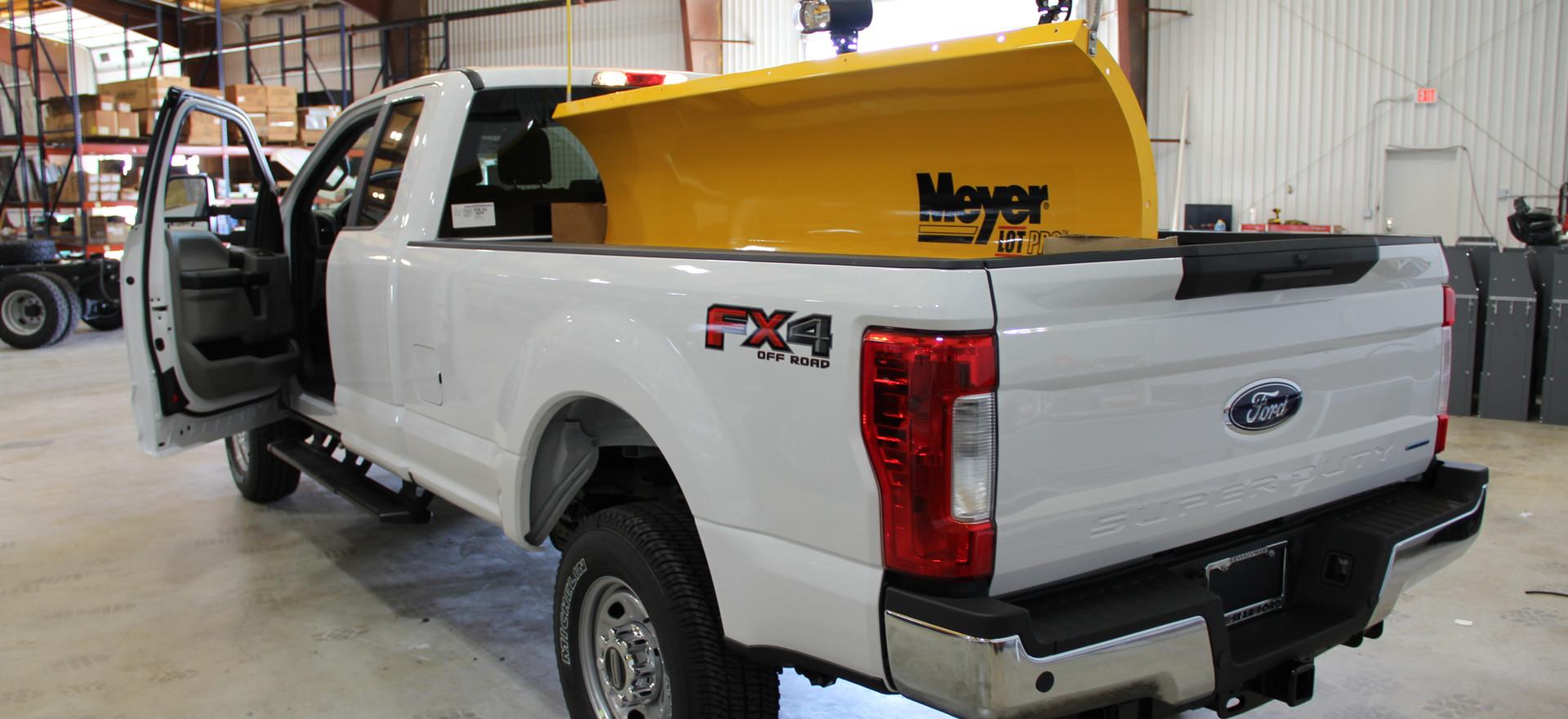Snow Plow Back of Truck.JPG