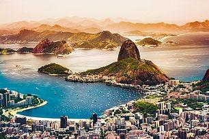 Traversée du Brésil à l'Espagne