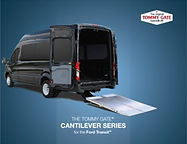 cantilever series transit catalog cover.