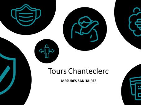 Des nouvelles de Tours Chanteclerc