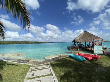 Lake Bacalar Costa Maya Excursion by Biteinerary