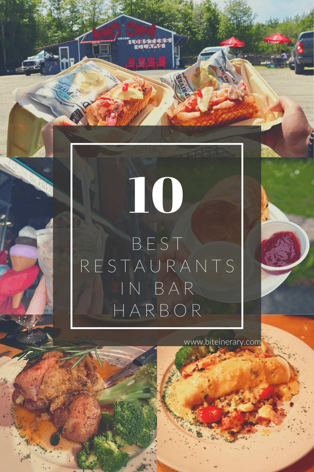 10 Best Places to Eat in Bar Harbor, Maine by Biteinerary
