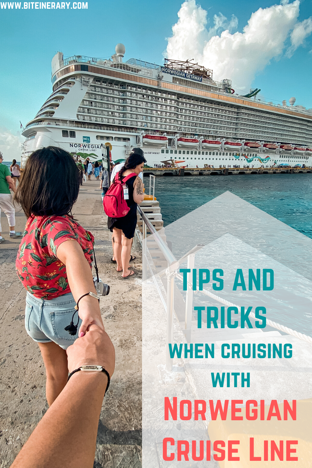 What to Expect on Your First Cruise with Norwegian Cruise Line Getaway Ship by Biteinerary
