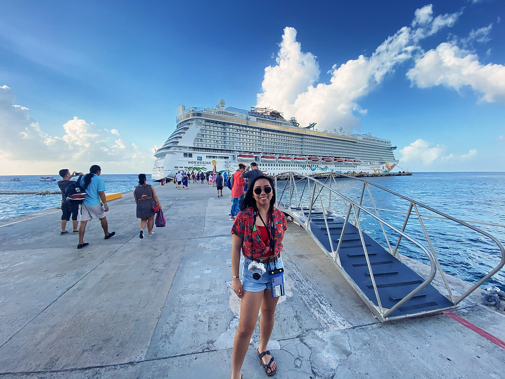 Western Caribbean Cruise with Norwegian Cruise Line on the Getaway Ship by Biteinerary
