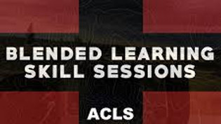 ACLS Skills Sign-Off