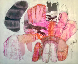 Disequilibrium II by Ellyn Weiss