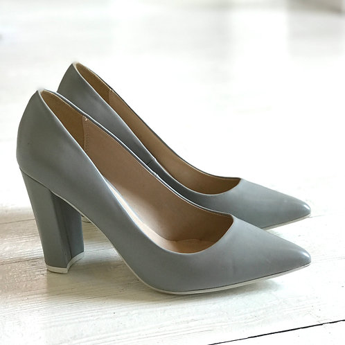 Limited Grey High Heels
