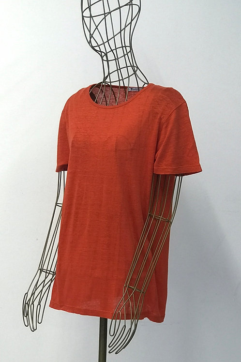 T BY ALEXANDER WANG Orange Shirt