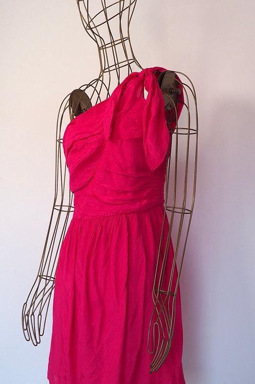 TWENTY8TWELVE Pink Asymmetric Dress
