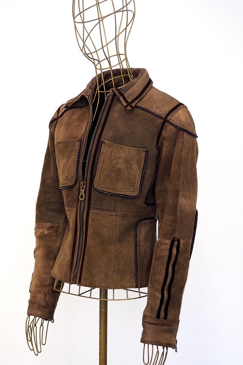 Anh Tuan Leather Jacket