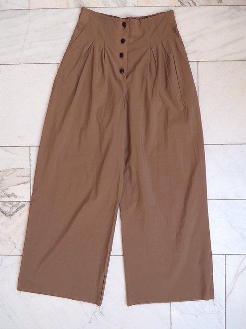NANUSHKA Buttoned Light Pants