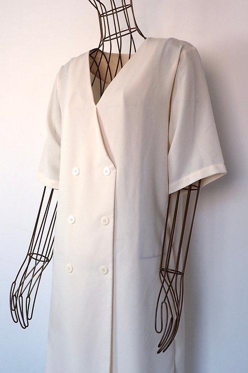 MONKI Double Buttoned Dress