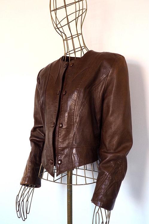 GIORGIO Chocolate Brown Jacket