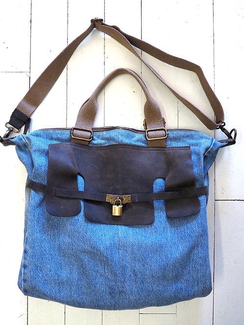 LEVI'S 501 Redesign Messenger Bag