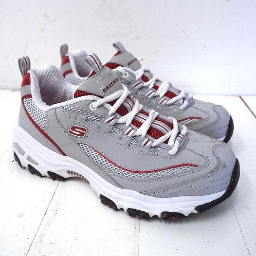 SKECHERS Grey Sneakers
