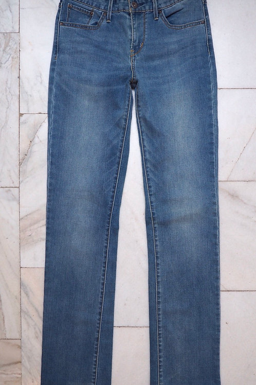 LEVI'S Classic Washed Jeans