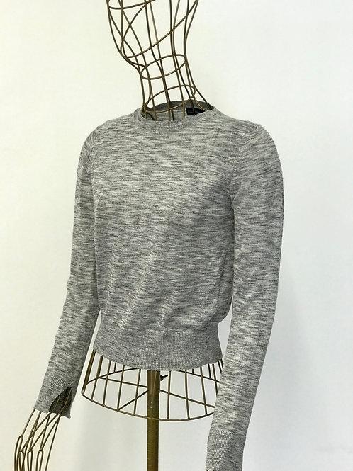 Zara Grey Light Knitwear