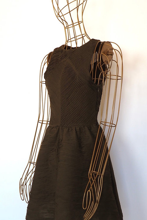TOPSHOP Khaki Dress
