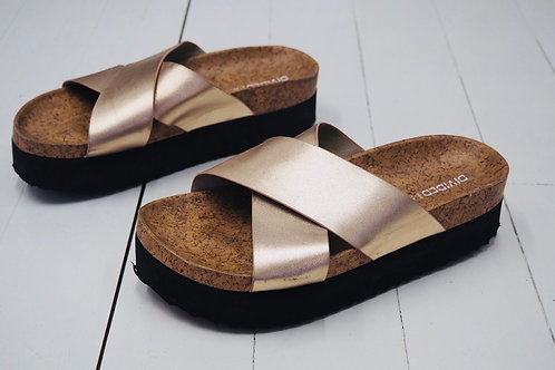 H&M DIVIDED High Slippers