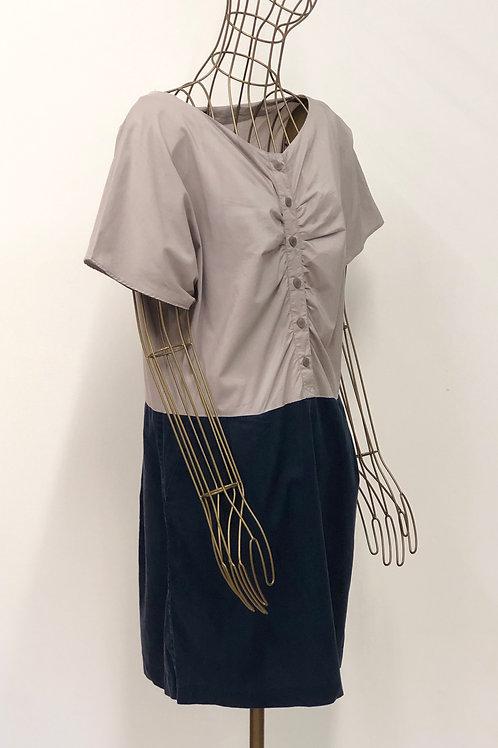 Gap Buttoned Shirtdress