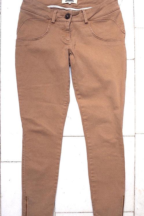NANUSHKA Sand Skinny Jeans