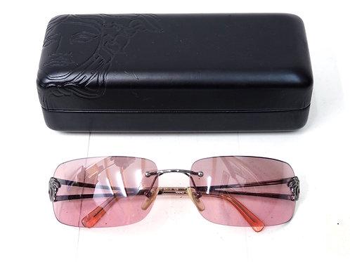 VERSACE Pink Sunglasses