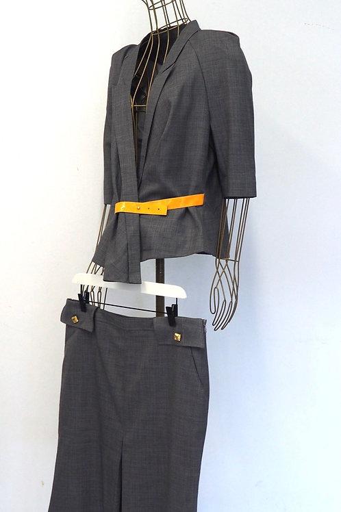 TOTHBORI Darkgrey Suit