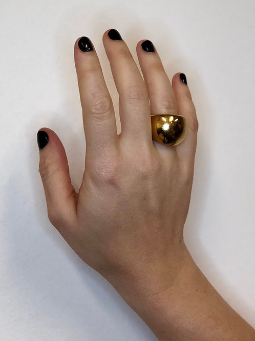 Calvin Klein Golden Ring