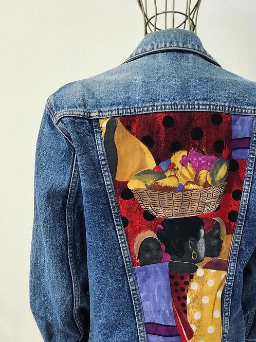 WRANGLER Redesigned Denim Jacket