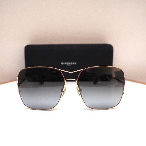 GIVENCHY Golden Frame Sunglasses