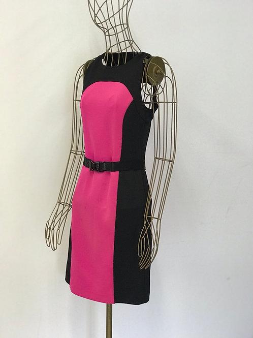 MICHAEL KORS Contrast Dress