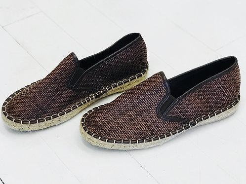 Massimo Dutti Leather Espadrilles