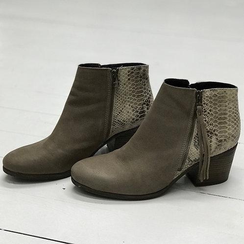 Lazamani Leather Ankleboots