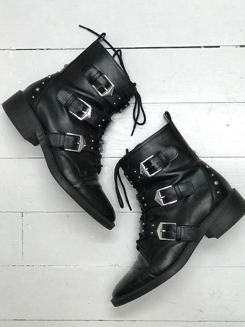 Parfois Buckle Boots