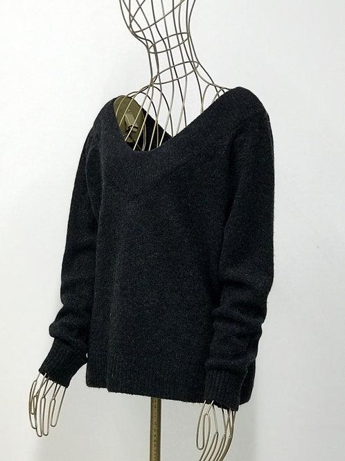 H&M Deepgrey Knitwear