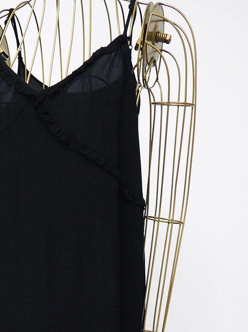 PARFOIS Ruffle Strapped Dress