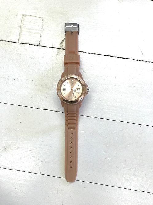 Pastel Pink Ice Watch