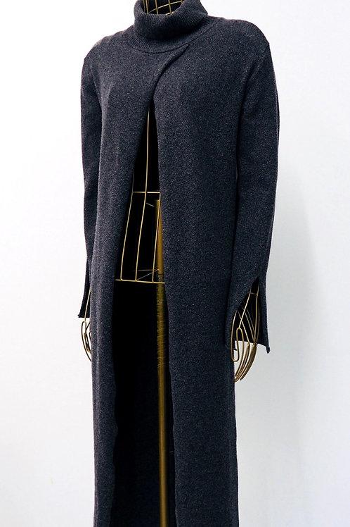 NANUSHKA Turtleneck Knitted Dress