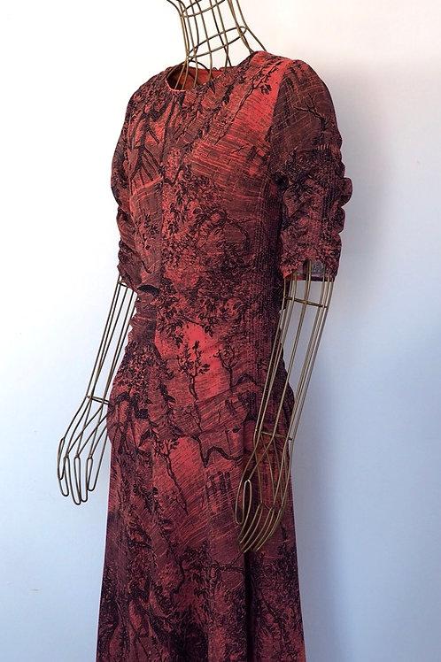 H&M Conscious Exclusive Open Back Dress
