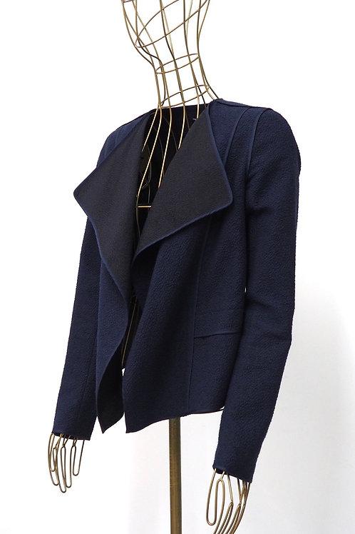 VINCE Darkblue Open Jacket