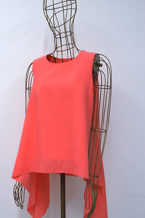 COS Salmon A-line Top