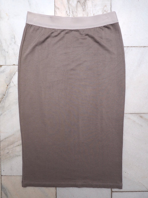 T by Alexander Wang Sand Tube Skirt