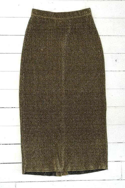 MONKI Golden Skirt