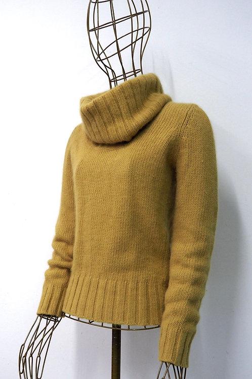 ZARA Angora Turtleneck Sweater