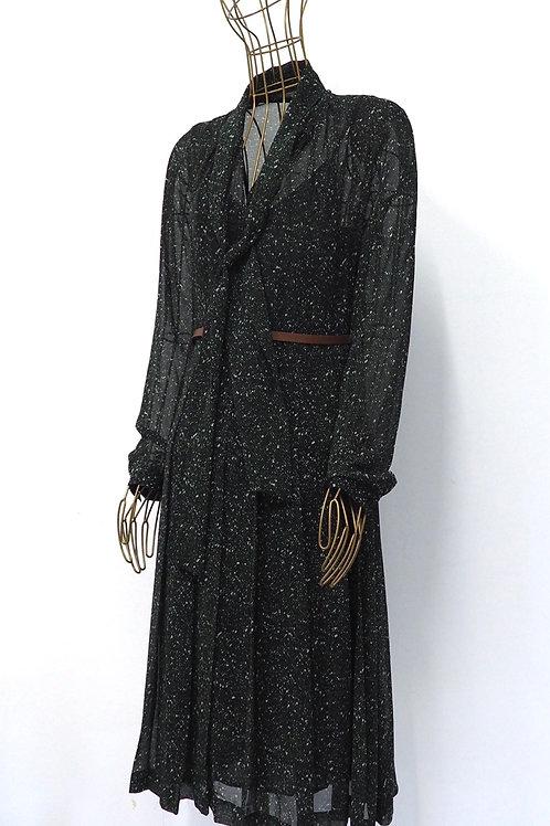 MICHAEL KORS Flowy Pattern Dress